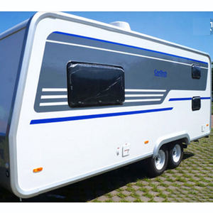 2020 Hot Koop Caravan Campers Windows