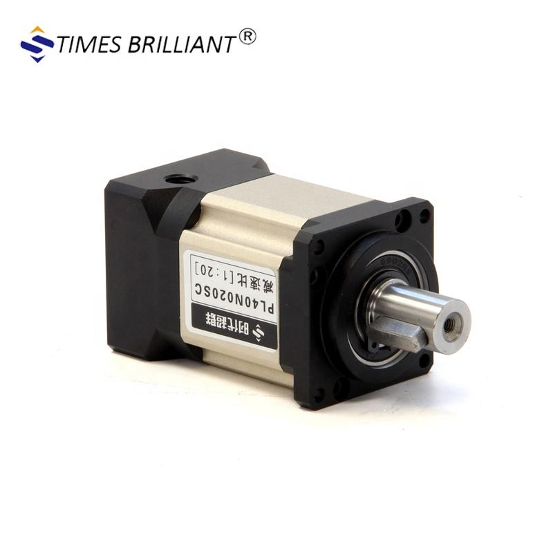 China made nema17 High precision planetary reducer speed for 40mm servo motor or stepper motor gearbox