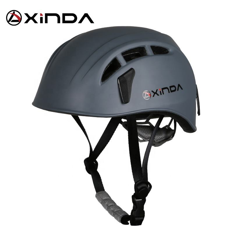 XINDA high quality lightweight CE certified ABS helmet climbing