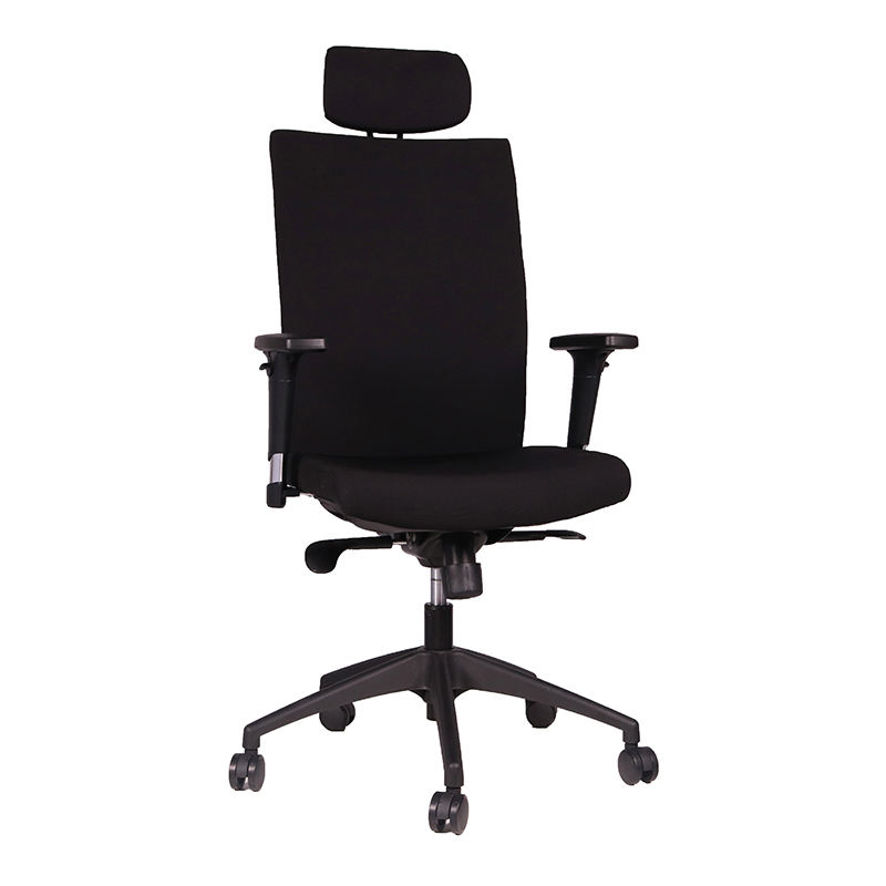 High Back Ergonomic Fabric Office Chair Executive Office Chair Specifications for Project