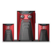 Good sound 2.1 speaker with home theater speaker system
