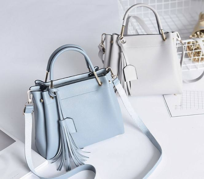 cy30783a Fashion Designer Pu Leather Women Wholesale handbags Ladies Fringed Single shoulder bag
