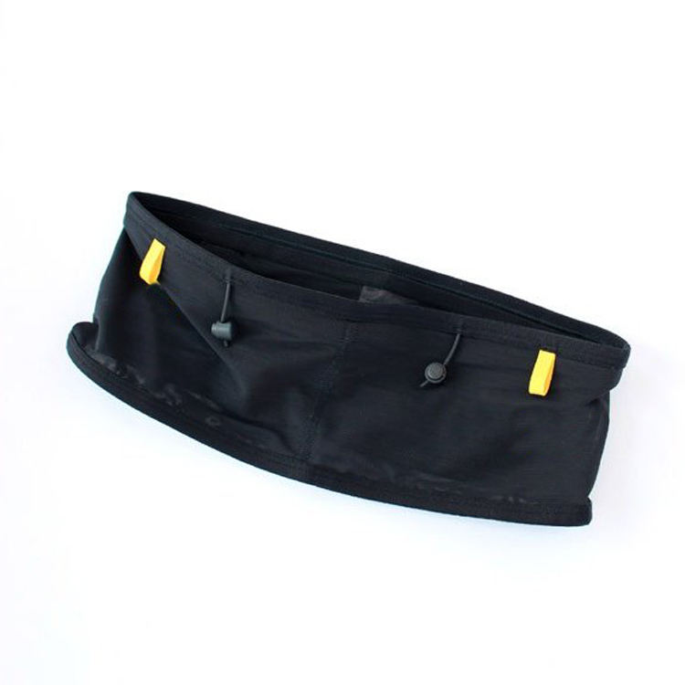 Customized Fashion Treadmill Waistband Bag Waist Pack Phone Holder Workout Dual Pouch Water Bottle Hydration Sport Running Belt