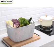 METIS high quality vegetable container kitchen plastic food storage box