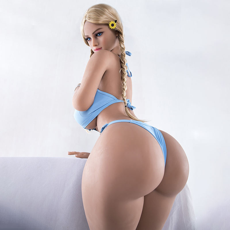 FREE SHIPPING Cheap Price Big Butt Love Doll Sex Silicone Fat Ass Sex Doll