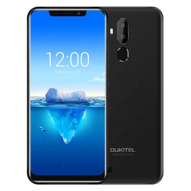 "Flecha Tek OUKITEL C13 <span class=keywords><strong>Pro</strong></span> 5G/2,4G WIFI 6,18 ""19:9 2GB 16GB Android 9,0 teléfono Móvil MT6739 Quad Core 4G LTE Smartphone"