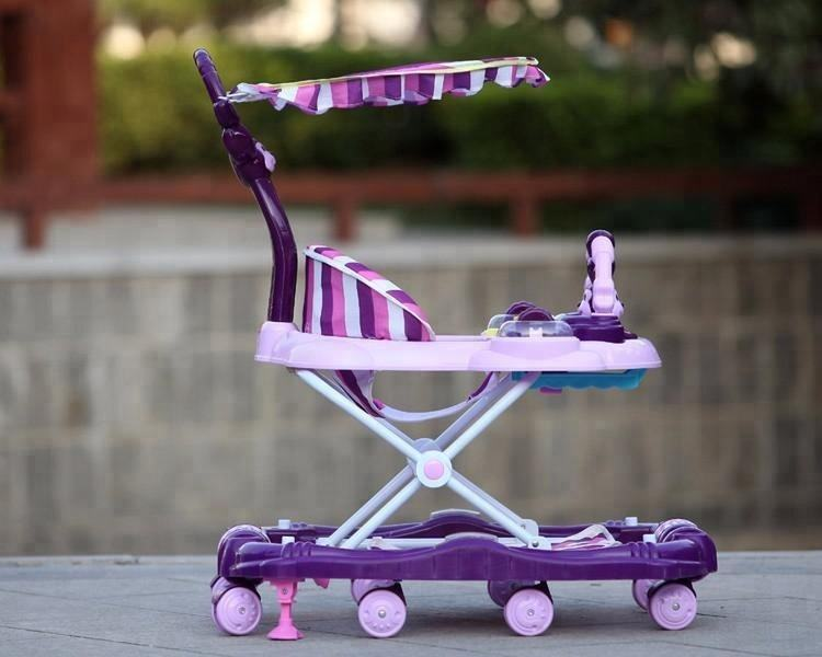 Factory wholesale hot sale Multifunction round baby walker
