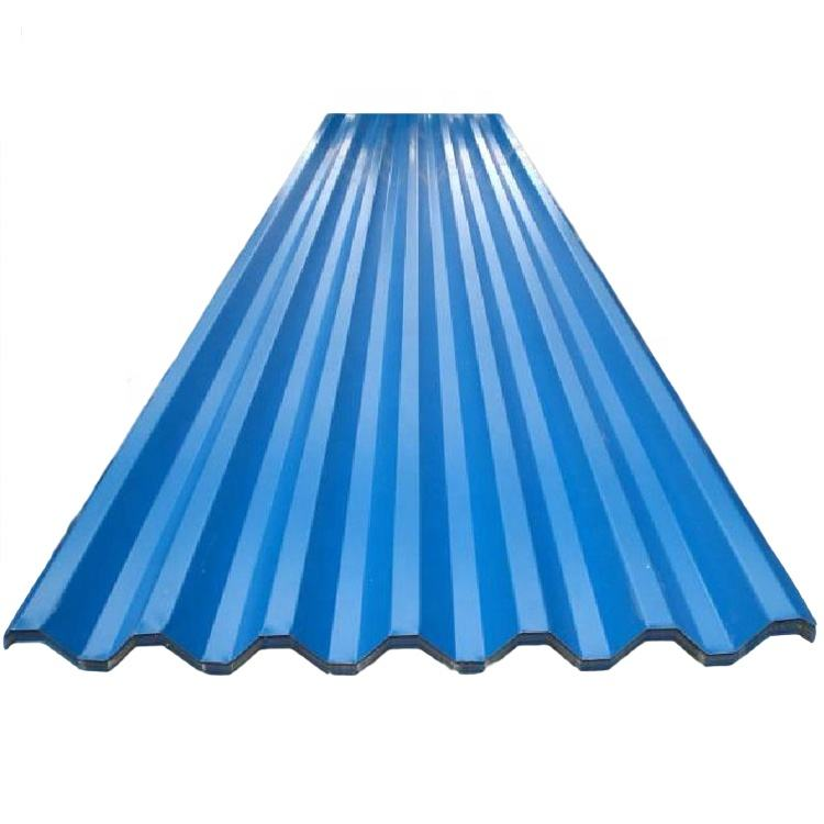 Prepainted 24 gauge PPGI/Corrugated Zink Roofing Sheet/Galvanized Steel Price Per Kg