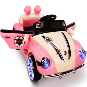 New Model Lovely 6V Battery Mini Electric Kids Car with Remote Control
