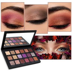 AR01 Cosmetics Makeup 18 color Glitter Eyeshadow Palette Eye Shadow Brand Makeup Palettes