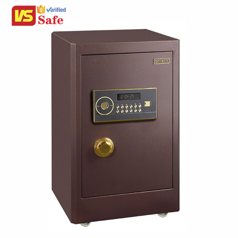 China Office Security Fireproof Safes Large Safe Metal Iron Fireproof Safe
