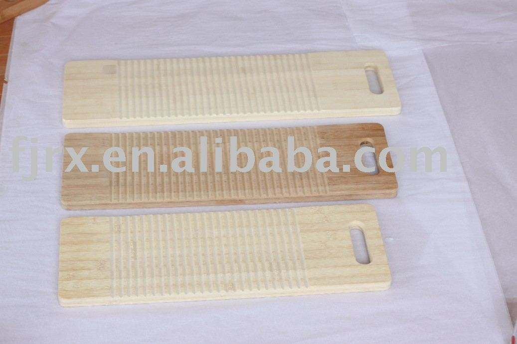 bamboo washboard