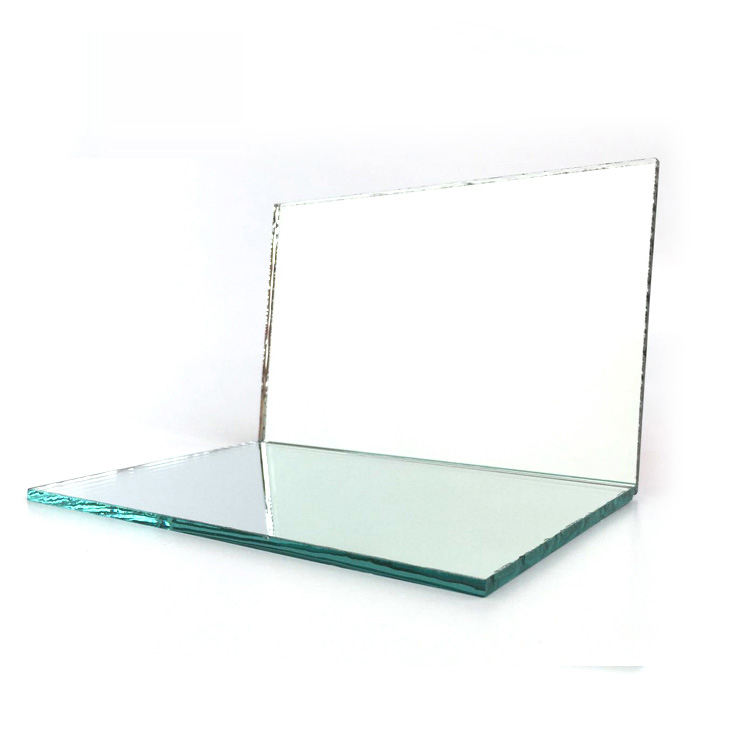 Silver Mirror Glass Price Wholesale 1.8mm 2.7mm 3mm 4mm 5mm 6mm Colored Clear Aluminum Mirror