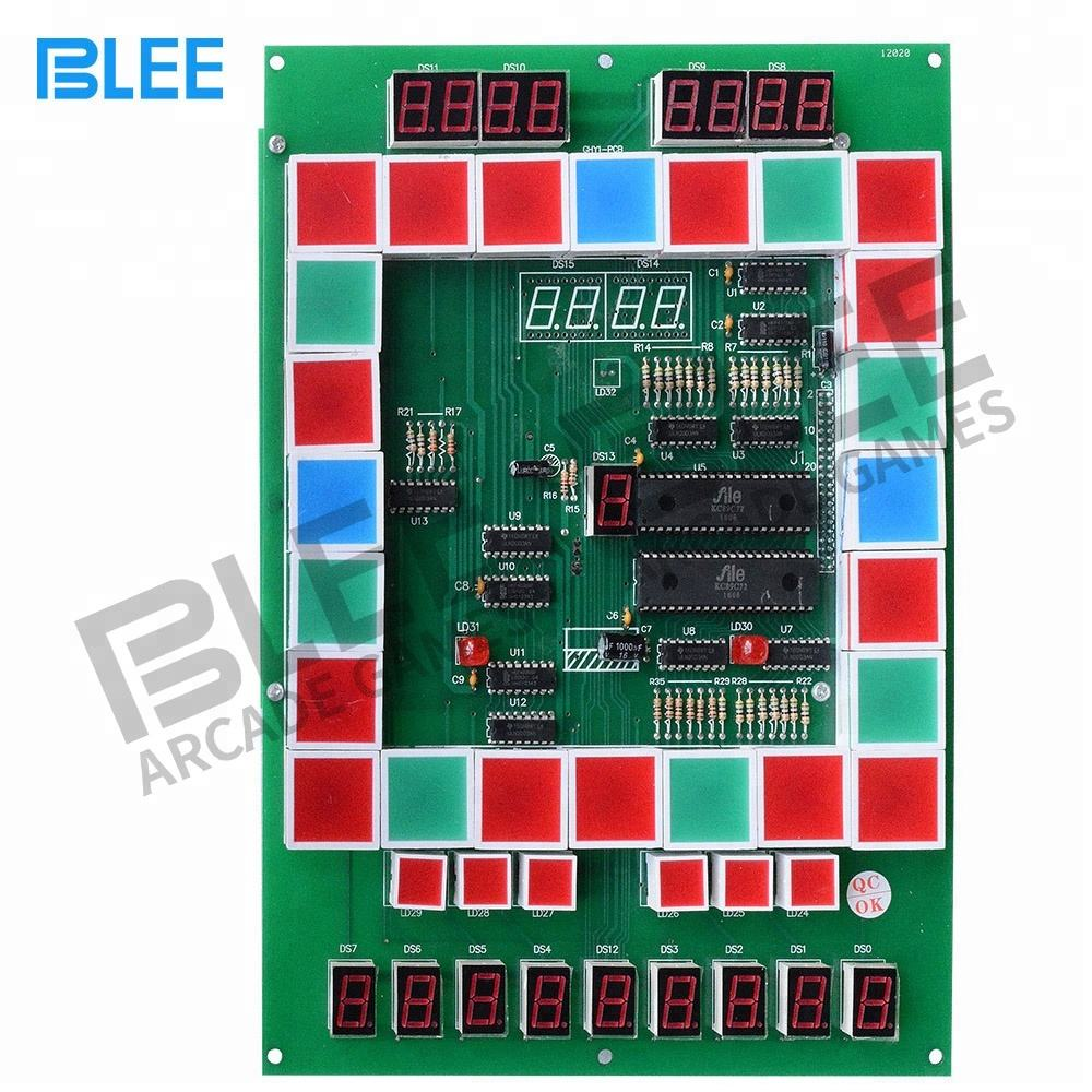 Casino Game Machine Arcade PCB Board Fruit King / Football Star Casino Slot Game Machine Kit With Mario Keyboard