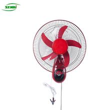 16'' 12v dc motor for ac/dc 18 inch battery wall rechargeable fan