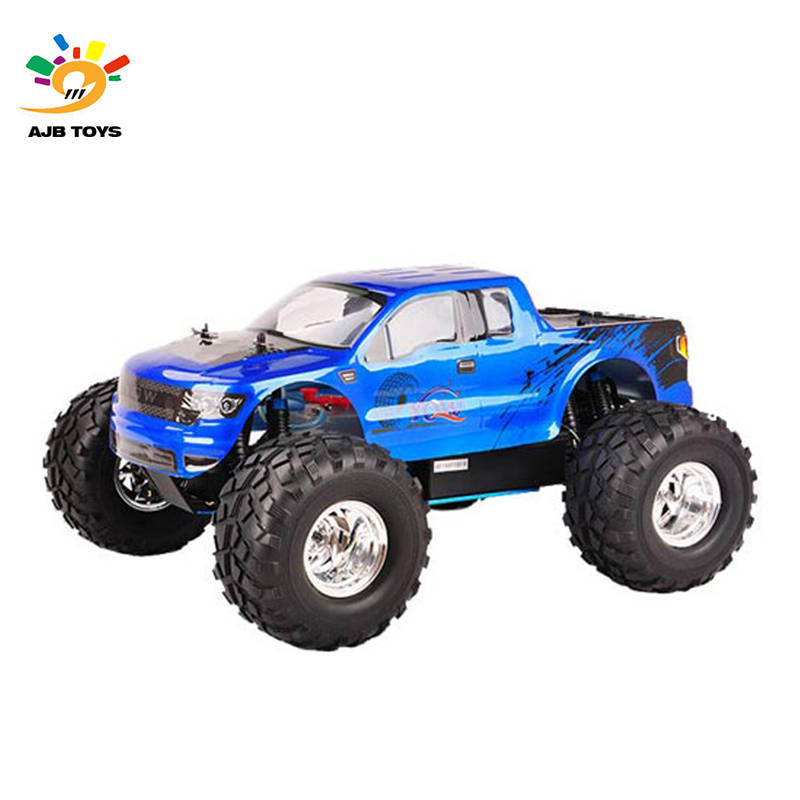 HSP Nitro Powered Monster Truck 94188 1/10th Scale 4WD racing rc car Off-Road Pivot Ball Monster Truck