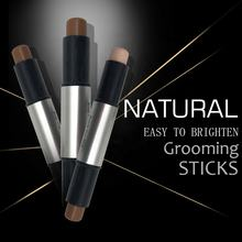 Custom Private Label Double Ended Highlighting Makeup Cream Contour Stick
