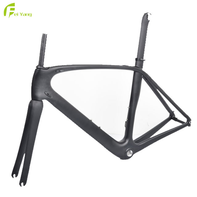 High Quality Road Bike Carbon Fiber Frame,T1000 Carbon Fiber Bicycle Frame