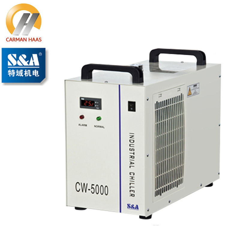 <span class=keywords><strong>Co2</strong></span> Laser Water Chiller Cw-3000ag Cw5000 CW 5200 Chiller Industri 220 V 50/60Hz