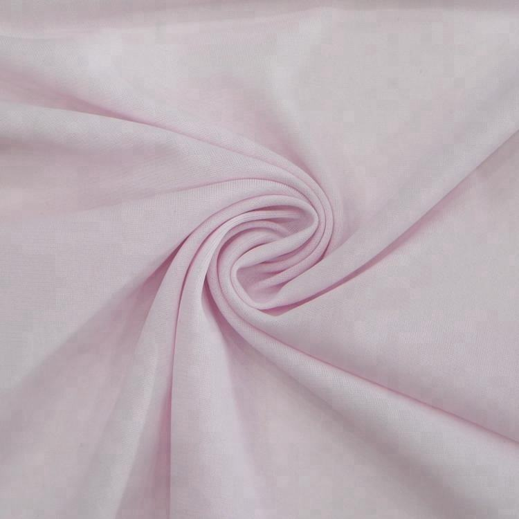 100% nylon matt embroidery fabric nightgown fabric