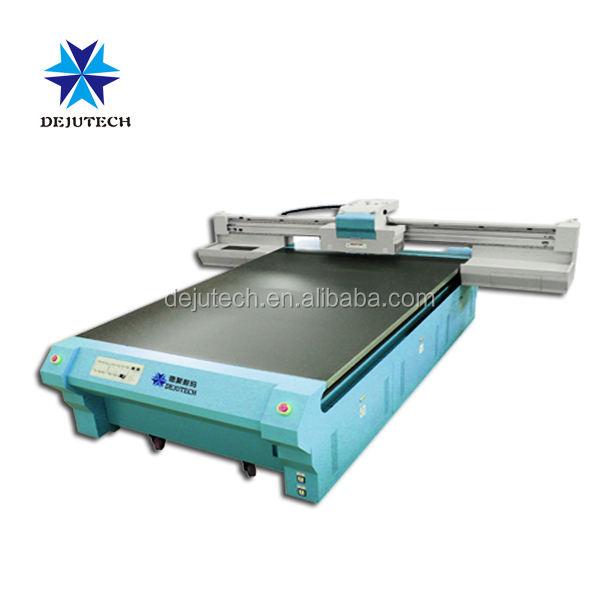 Км 1024 печатающей головки уф планшетный принтер для стекла высокоскоростной, стекло prinitng машина в продаже