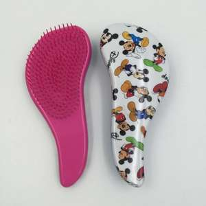 CE and RoHS Certified Portable Plastic Hair Comb