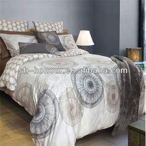 Super Soft Home Bedding Custom hot sale bed set duvet cover