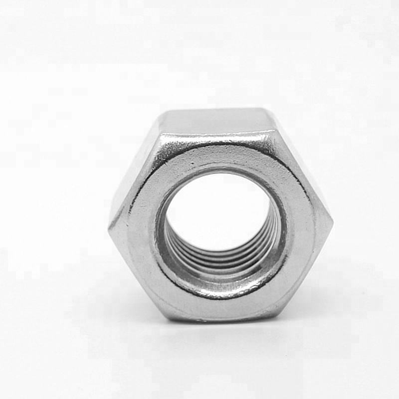 Factory Price Stainless Steel Hex Socket Head Nut Din934