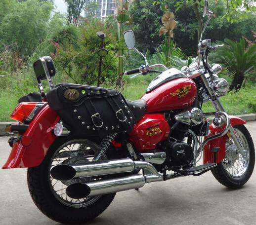 2014 new cheap hot selling 250cc chopper cruiser motorcycle ZF250-2