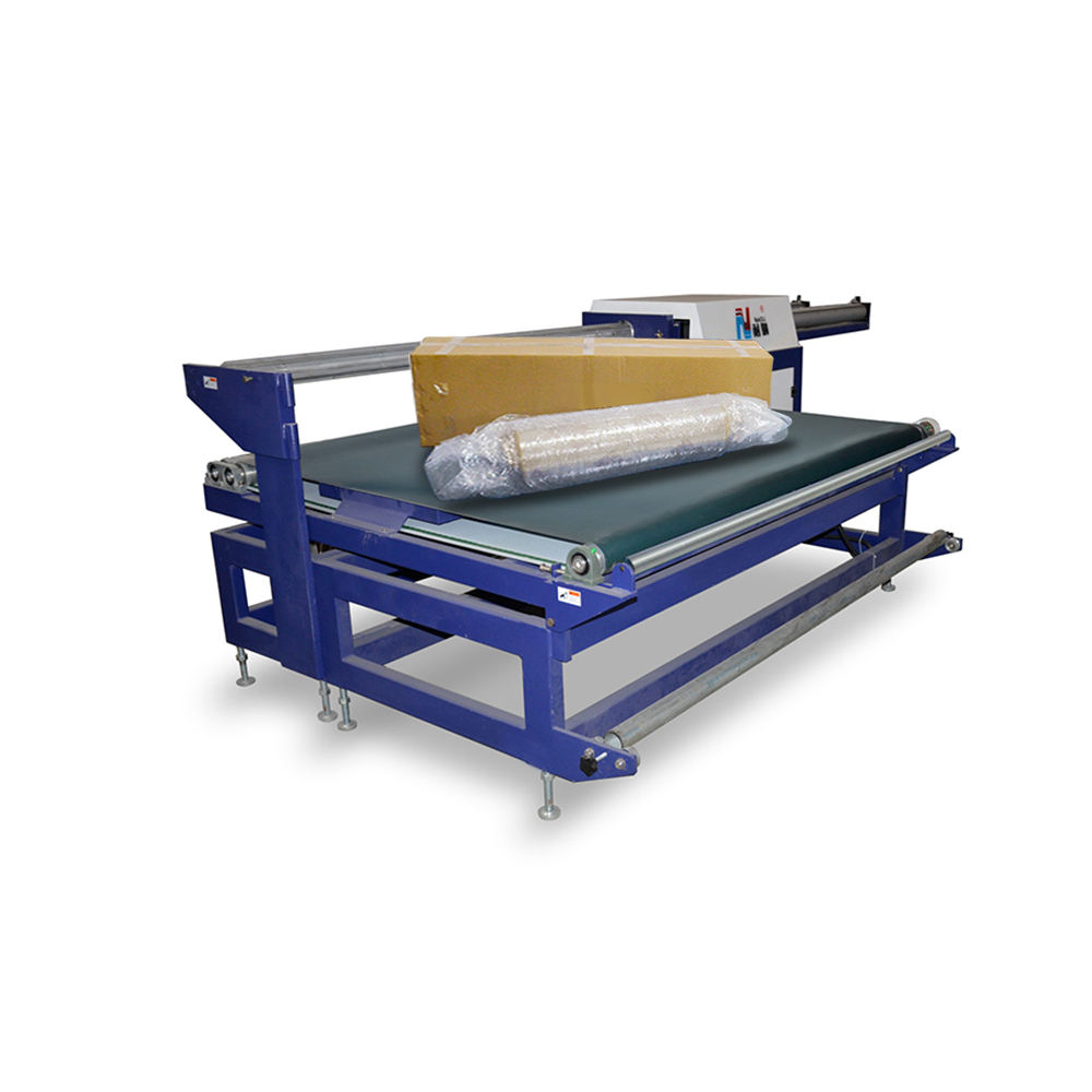 Printemps matelas En Mousse Semi Automatique de machine à emballer de petit pain