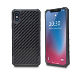 Protective Real carbon fiber shatter-resistant mobile phone case for iphone XS/XS MAX/ XSR