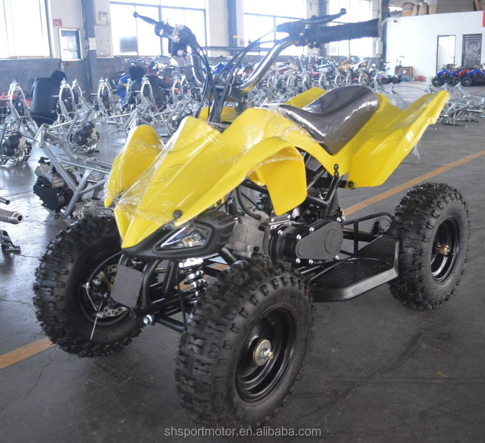 2019 2 stroke 49cc mini ATV for kids