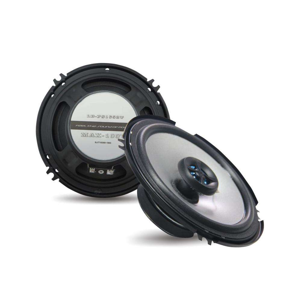 Prezzo di fabbrica di trasporto del Commercio All'ingrosso Car Audio Sistema 12V Dell'automobile Da 6.5 Pollici Altoparlante Coassiale