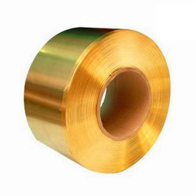 brass coil / brass strip