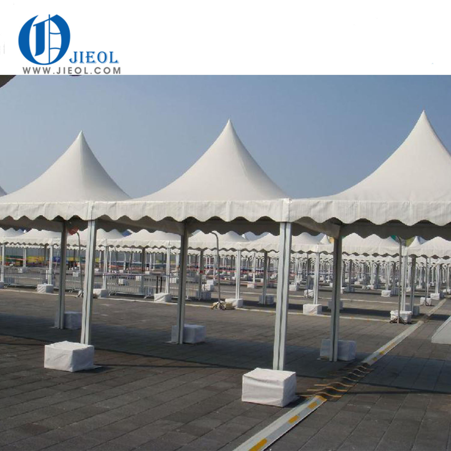 3 x 3m Outdoor Aluminum Gazebo Tent and 650G/850G PVC Canopy