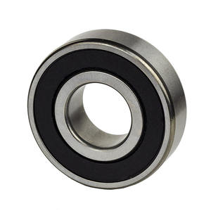 High Speed Double Seals Deep Groove Ball 608 ZZ 2RS Bearing For Skateboard