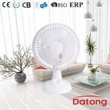 6inch 15cm desk fan more silence small table fan