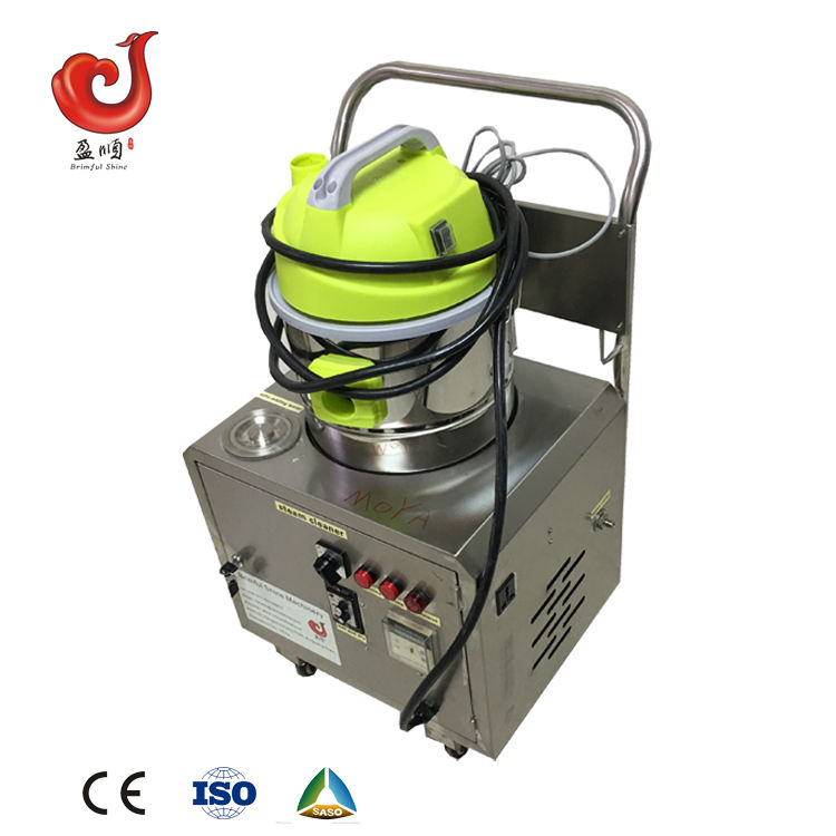 3KW/4KW/6KW electric portable dry steam vapor commercial and industrial steam cleaner