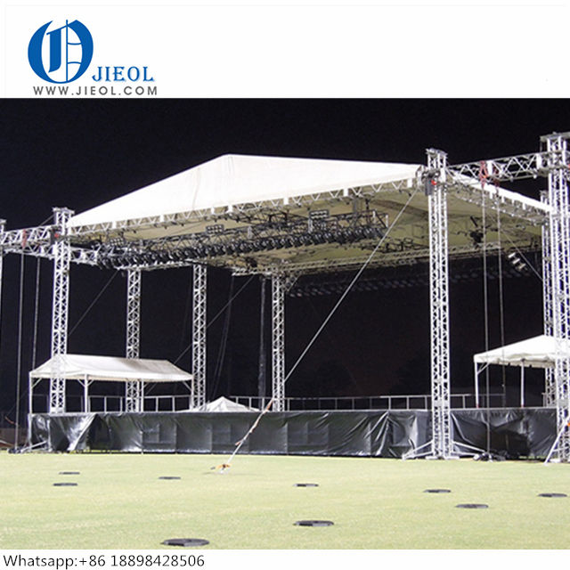 Hot Selling Aluminum Portable Concert Stages in Guangzhou