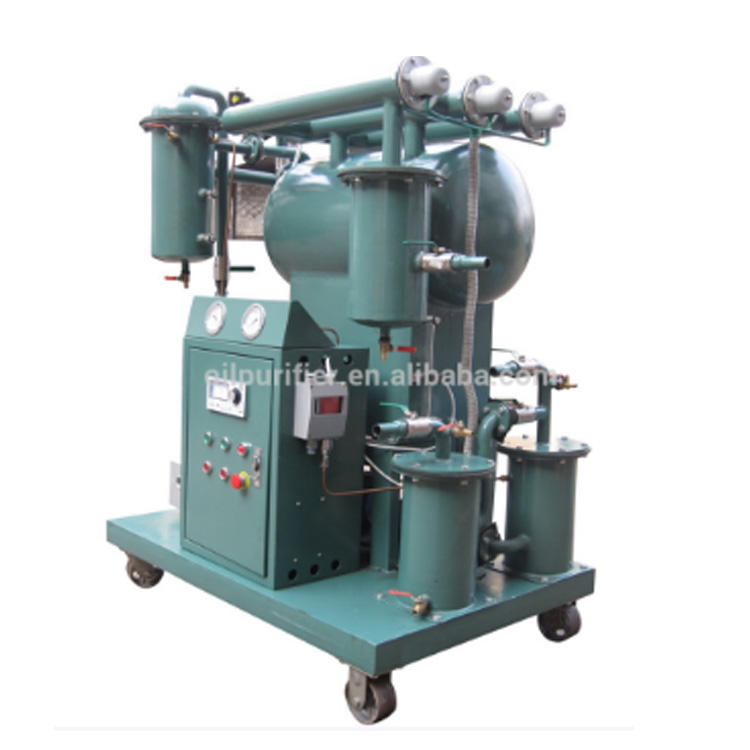 ZHONGNENG New Type Equipment Oil Refinery with Factory Price