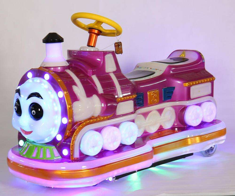 Attractive Battery Mini Amusement Park Rides Coin Operated Games