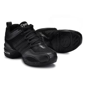 Breathable Mesh Modern Sports Dance Shoes Women Dance Sneakers