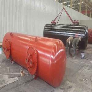 The factory supplies high quality concentrated sulfuric acid storage tank