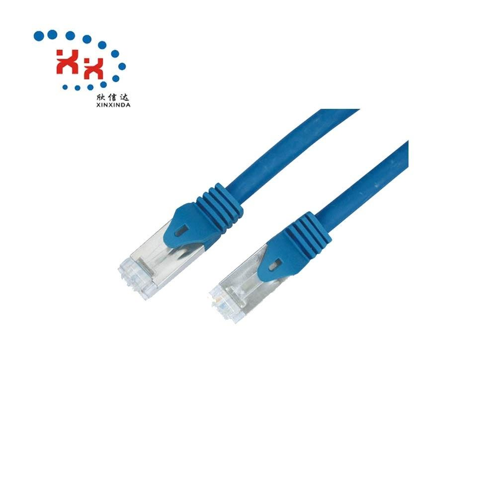 High quality cat5e ethernet cable XXD OEM free sample FTP ethernet cat6 rj45 patch cable