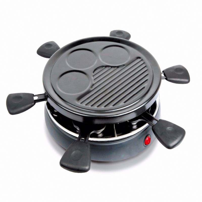 Stainless steel Six Piece Removable BBQ Grills Roasting Pan