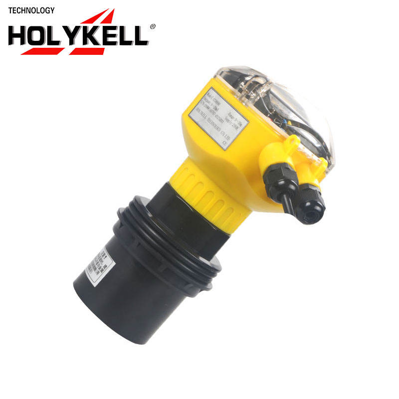 Holykell OEM US8000 5 M tahan air ultrasonik sensor level air