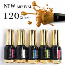 60751x Venalisa Long Lasting Soak off LED Lamp 12ml Pure Colors CANNI Wholesale Free Sample UV Gel Nail Polish