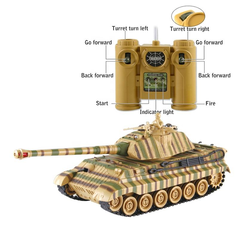 Alibaba China Speelgoed 1/28 Schaal radio controlled tanks