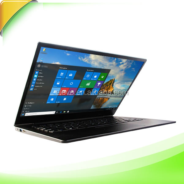 China fabricage computer 14 inch laptop met RK3288 quad core cpu