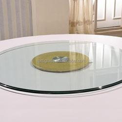 High quality lazy susan wholesale ,glass lazy susan glass table top lazy susan